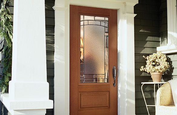 Fiberglass Entrance Doors Allsco Windows Doors