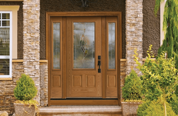 Fibergl Entrance Doors